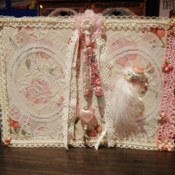 Belinda Recycle Art Other - Diary Journal Intime